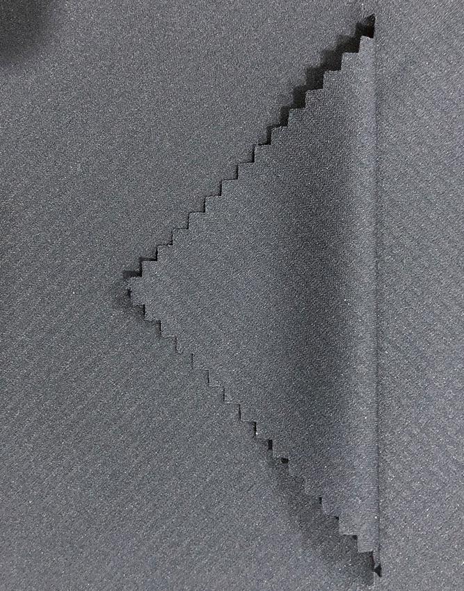 Tela ecológica R19-3589 tope de costilla 50% poliéster reciclado