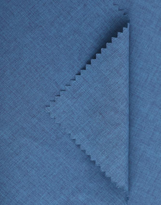 Tejido casual de negocios JZ-w916 excelente sensación de algodón y secado rápido para camisas casuales / de vestir